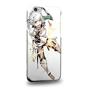 Case88 Premium Designs Is It Wrong to Try to Pick Up Girls in a Dungeon Danjon ni Deai o Motomeru no wa Machigatteiru Bell Cranel 1258 Protective Snap-on Hard Back Case Cover for Apple iPhone 6 4.7