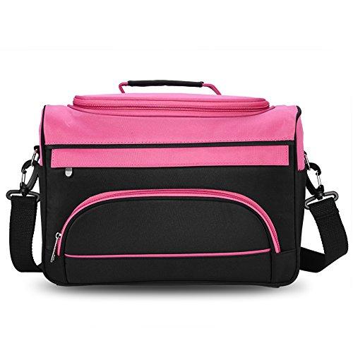 094b5684c8bc Zerone Salon Handbag Hairdressing Tools Bag Portable Scissors Comb Holder  Bag Hairstyling Travel Case
