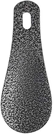 WHZJXB-ZYP 1PC実用的靴べらステンレス鋼製のスプーンはリフターツールシューズ
