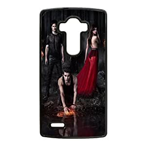 Good Quality Phone Case With HD The Vampire Diaries Images On The Back , Perfectly Fit To LG G4