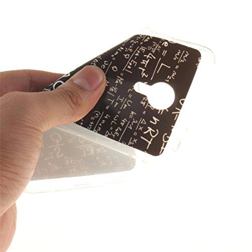 Protection M1 Cas Couverture Peint De Antichoc Résistant Slim Cas En Souple De Meizu Hozor Equation Silicone Metal Fit Bord TPU Transparent Arrière Téléphone Motif Scratch f1pwTx