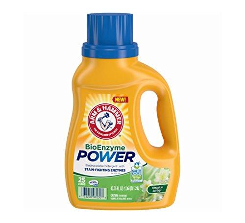 Arm & Hammer Bioenzyme Power Botanical Springs Laundry Detergent, 43.75 Ounce ()