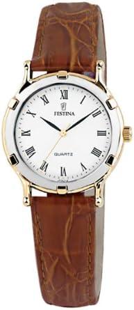 Festina - Reloj pulsera señora FA/1068
