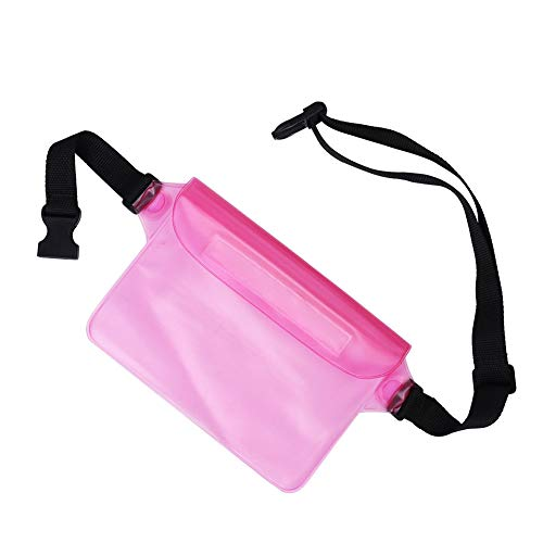 590eebabed42 Amazon.com: ForShop Emarald 1Pcs Waterproof PVC Clear Fanny Pack ...