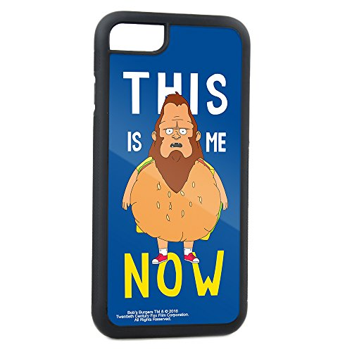 Buckle-Down Cell Phone Case for iPhone 6 Plus - Gene Beefsquatch Pose This is ME Now! Blue/White/Yellow - Bob's -