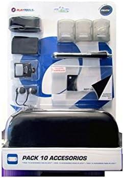 Pack Consola PS Vita - 10 Accesorios - Pack Completo de Accesorios ...