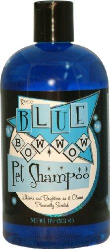 Kenic Dog Whitening Shampoo - Blue Bow Wow Pet Shampoo, 1...