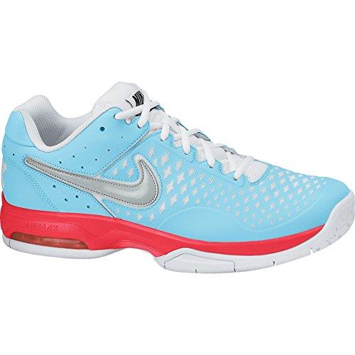 Nike, Scarpe da tennis uomo plrzd bl/white-lsr crmsn-bs gr, (plrzd bl/white-lsr crmsn-bs gr), 11