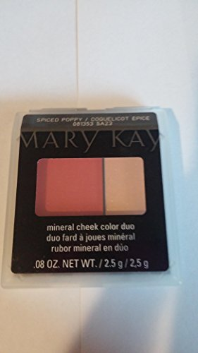 Mary Kay Mineral Cheek Color Duo - Spiced Poppy