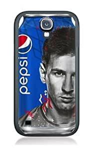 Case Pepsi Cola Cover for Samsung S5mini PS15 Border Rubber Pvc Case Black@pattayamart