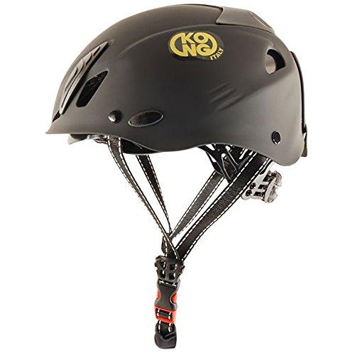 Kong Mouse Work Helmet Matte Black by KONG USA