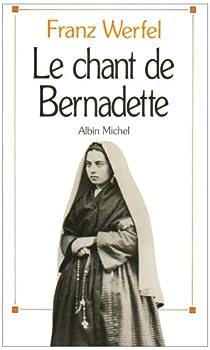 """L'auteur du livre """"le chant de Bernadette"""" est juif, Franz Werfel 41r76rHMi4L._SX210_"""