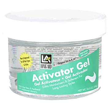 curl activator gel long aid