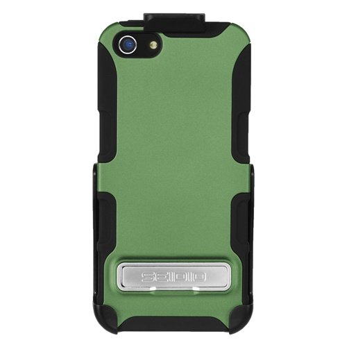 Seidio-Active-Combo-with-Kickstand-Hybrid-Case-and-Holster-for-iPhone-5-1-Pack