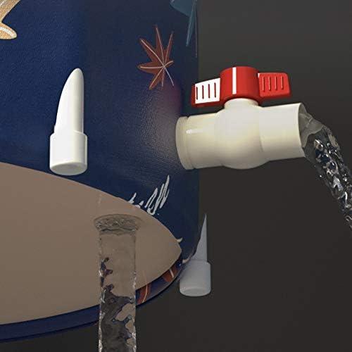 折りたたみ式バスタブ和風シンプルスタイルインフレータブルバスタブポータブルバスタブ滑り止め大人用バスタブ断熱バスタブ浸漬バスタブナイロン素材子供バスタブトラベルバスタブ-70 * 68cm