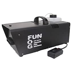 Ground Fogger - Low Lying Fog Generator for Halloween