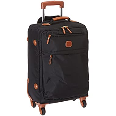 Bric's 21 Inch Carry On Spinner, Black, One Size
