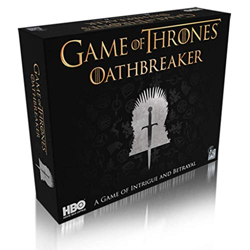 Game of Thrones: Oathbreaker (Game Of Thrones Board Game 1st Edition)