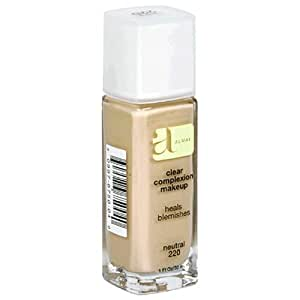 Almay Clear Complexion Liquid Makeup, Naked -1 fl oz (30 ml)