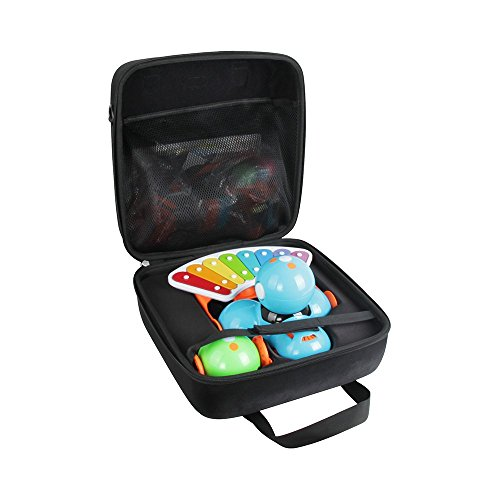 Hermitshell Hard Case fits Wonder Workshop Dash Robot + Dot Robot Wonder Pack + Xylophone + ()