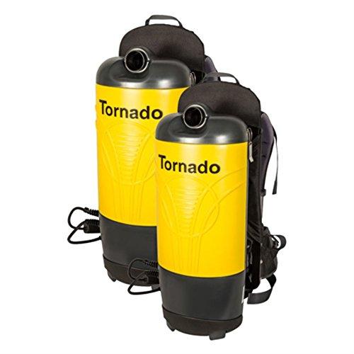 Tornado Pac-Vac PV6 93012 Backpack Vacuum