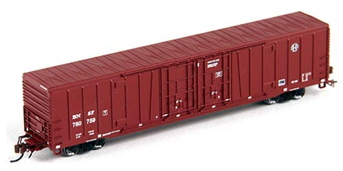 New N Scale BLMA 60' BNSF Double Door Beer Reefer Item for sale  Delivered anywhere in USA