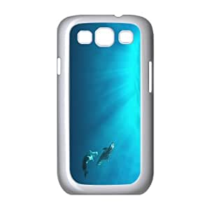 VNCASE Dolphin Phone Case For Samsung Galaxy S3 i9300 [Pattern-4]