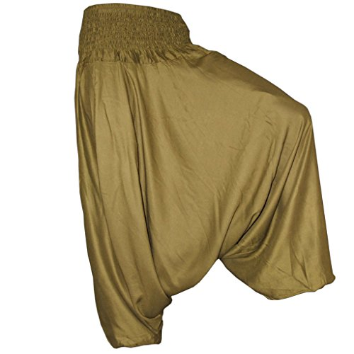 Panasiam Pantalon Grün Panasiam Pantalon Bouffant Oliven pF7YgZqw