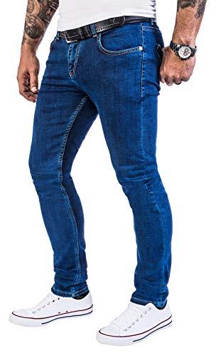 Rock Scuro Jeans Blu Creek Uomo rHqSr