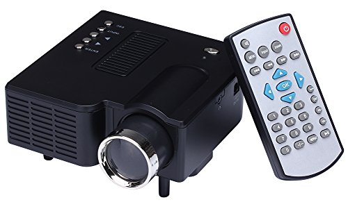 B1 Led Lcd Qvga Mini Video Projector International