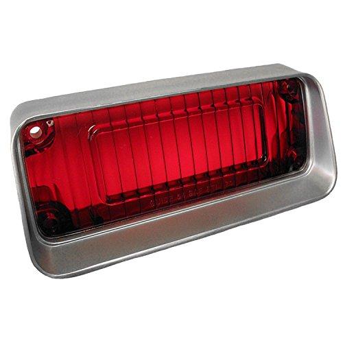 Goodmark Tail Lights (PartsChannel GMK4533845711 Goodmark Tail Light Lens (OLDSMOBILE CUTLASS 1971), 1 Pack)