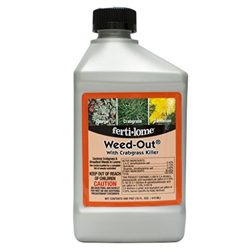 with Q VPG Selective Herbicides (Ferti Lome Weed Killer)