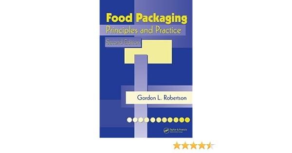 Food Packaging Book By Robertson