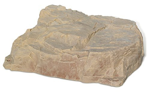 Fake Rock Septic Cover-Model 112, Sandstone by Dekorra