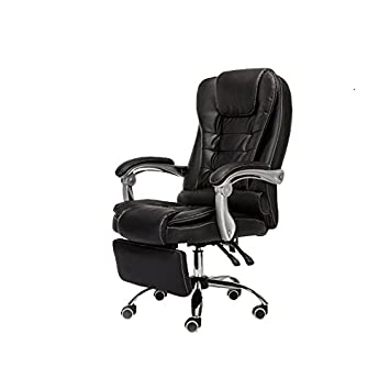 Elecktra Leather Executive Director Boss Chair with High Back Swivel Support and Arm Rest