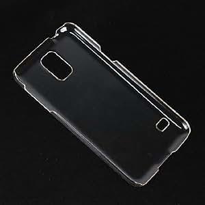 HC-Transparente Case rígido fino para Samsung Galaxy i9600 S5