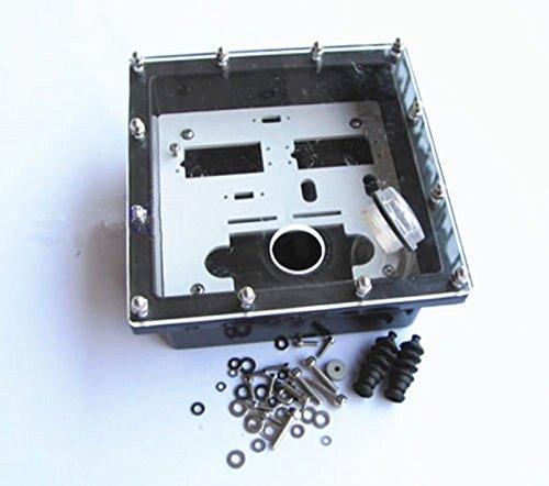 1 Set Waterproof Sealed Servo Radio Box for Marine Gas Nitro RC Boat RC#877