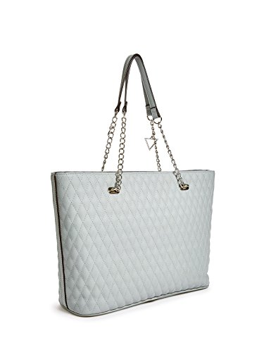 GUESS Factory Women's Larson Quilted Top Chain Handle Tote by GUESS Factory (Image #3)