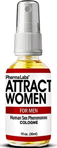Pheromones The Secret to Instantly ATTRACT Beautiful WOMEN - Phermalabs Human Sex Premium Pheromone COLOGNE GUARANTEED! TO WORK!! 1oz bottle #025