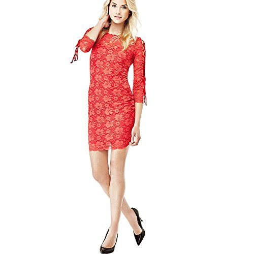 Guess Robe Susanna Rouge