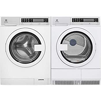 Amazon Com Electrolux White Compact Front Load Laundry