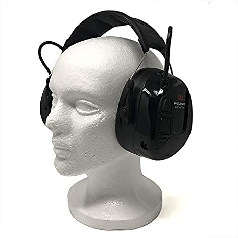 8ba59851927 Safety & Security Work Safety Equipment & Gear 3M PELTOR WorkTunes Pro AM/FM  Headset with ...