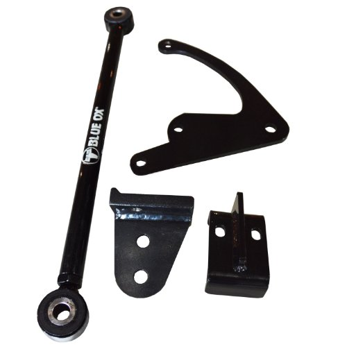 Blue Ox TT2405 TigerTrak Track Bar for Ford F53 Chassis (Ford Chassis Motorhome)