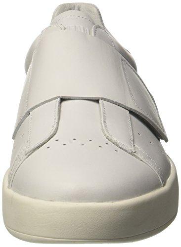 Bikkembergs Herren Kosmos 2124 Sneaker Bianco (wit)