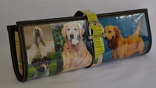 Magazine Multicoloured Dog Unbranded Unbranded Small Ladies Clutch Bag Recycled Ladies 6F1SXw