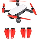 Hobby Signal 2 Pairs Colorful 4730F Propellers Quick Release Foldable Colorful Props for DJI SPARK