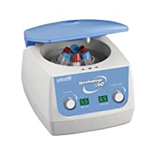 Labnet Spectrafuge C0060 6C Compact Research Centrifuge with 6 X 10/15ml Rotor, 120V