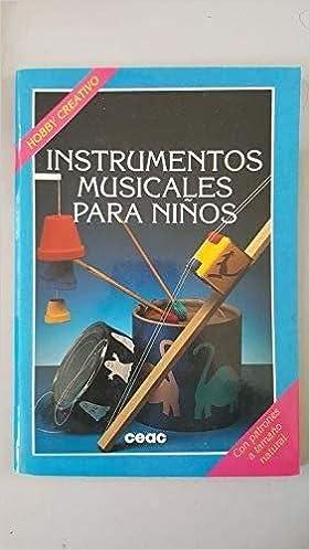 Instrumentos Musicales Para Nios (Spanish Edition): Thomas Martin Klein: 9788432981371: Amazon.com: Books