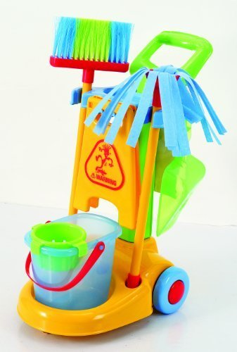 Playgo My Cleaning Trolley (Simple Version) by PlayGo