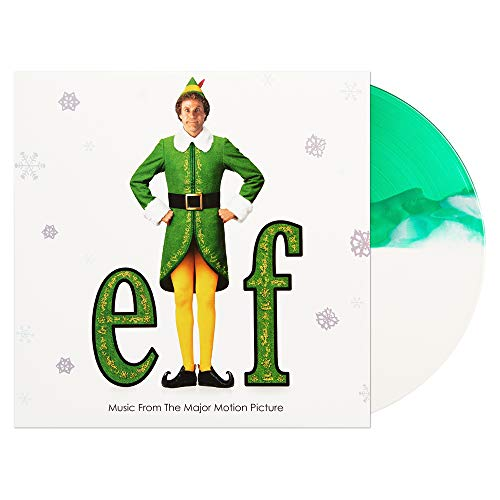Top elf soundtrack vinyl record for 2020